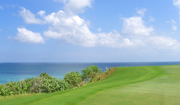 宮崎のゴルフ場の写真