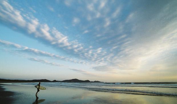宮崎県日向市お倉ヶ浜の写真