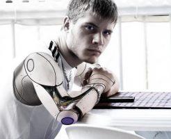 アンドロイドロボット