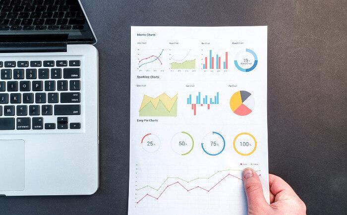 ブログの分析データ