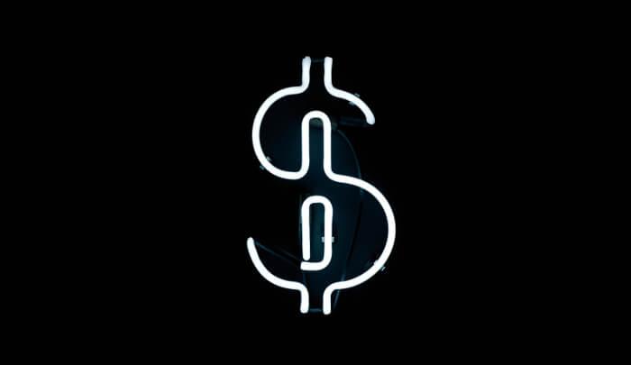 $ドルのマーク