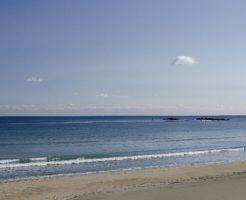 宮崎県の海