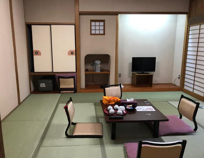 みるき~すぱサンビレッヂ別館の部屋
