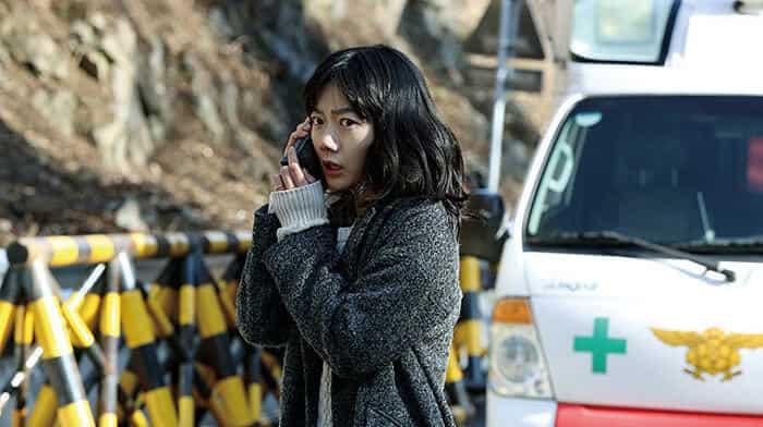 セヒョン役の ペ・ドゥナ